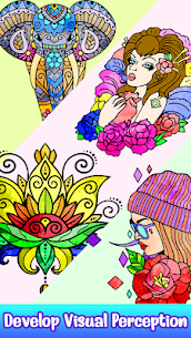 WaterColor Paint by Number – Adult Coloring Book 1.5 APK Mod Latest Version 2