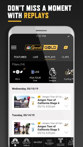 NBC Sports apklade screenshots 2