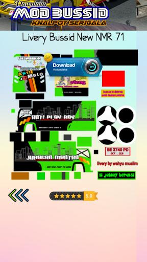 Download Mod Bussid Knalpot Serigala 1.0 Screenshots 4