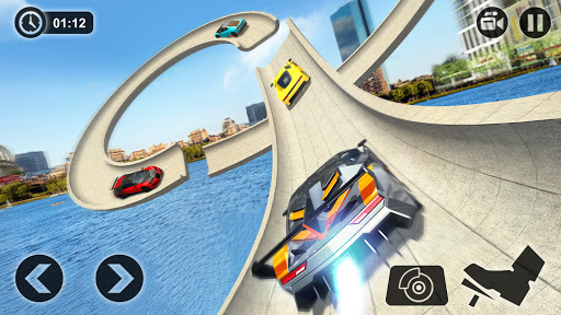 Impossible GT Car Racing Stunts 2021 Apkfinish screenshots 21