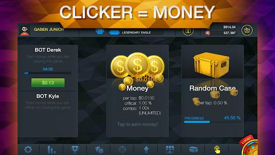 Case Chase – Case Opening Simulator for CSGO Mod Apk 1.8.4 (Money Increases) 2