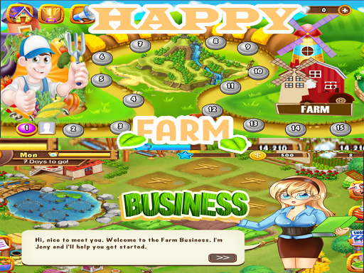 hgamey farm business screenshot 3