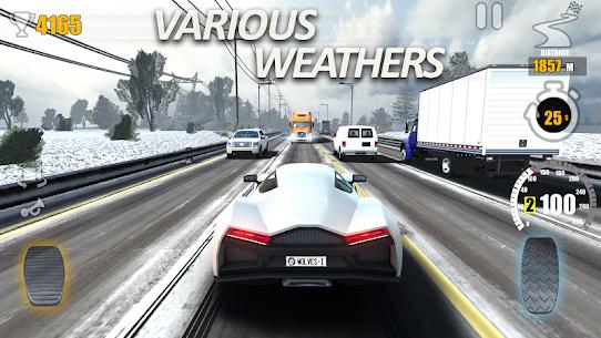 Traffic Tour- Traffic Rider & Car Racer game 13