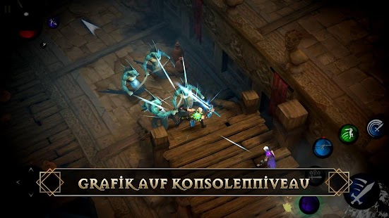 Blade Bound: Legendary Hack and Slash Action RPG Screenshot