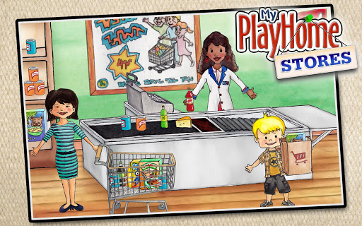 My PlayHome Stores  screen 2