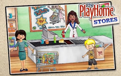 تحميل ماي بلاي هوم البيت مجانا my playhome stores أحدث إصدار 3