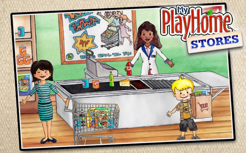My PlayHome Stores  poster 2