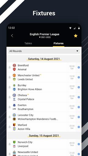 Bee Sports u2013 Football live scores apktram screenshots 5