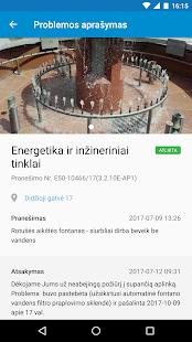 Ekrano kopijos vaizdas