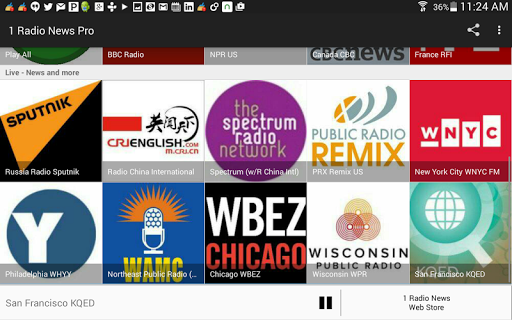 1 Radio News Pro For PC Windows (7, 8, 10, 10X) & Mac Computer Image Number- 14