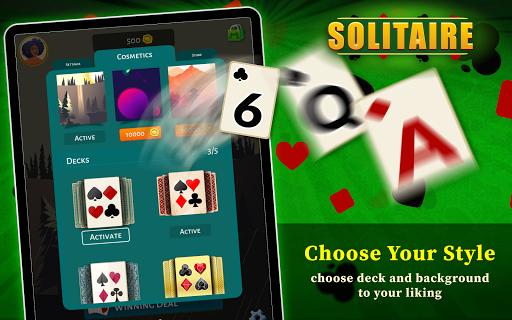 Solitaire - Offline Card Games Free screenshots 19