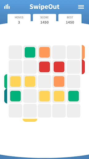 SwipeOut · The Addictive Swipe Game apktreat screenshots 2