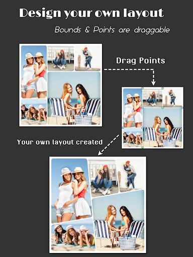 Collage Maker (Layout Grid) - PhotoFancie  screenshots 10