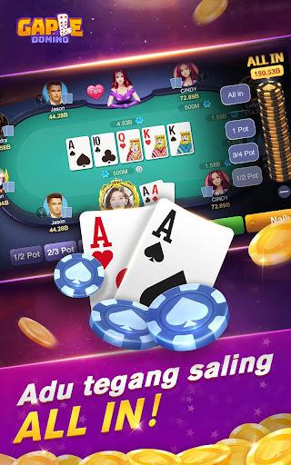 Domino Gaple -QiuQiu Texas Capsa  Slot Online  screenshots 15