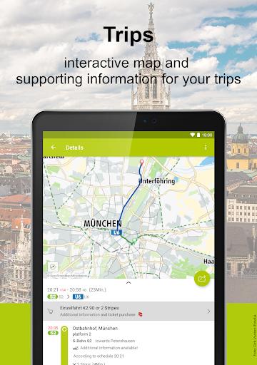 MVV-App u2013 Munich Journey Planner & Mobile Tickets  Screenshots 11