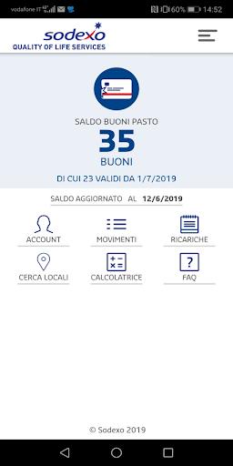 My Sodexo Benefits 1.4.1 Screenshots 3