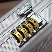 lock screen number briefcase lockscreen pattern  Icon