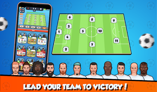 Idle Soccer Tycoon - Free Soccer Clicker Games 3.1.6 screenshots 15
