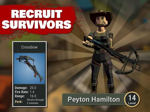 Overrun Zombie Tower Defense: Free Apocalypse Game apkdebit screenshots 10