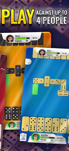 Dominoes - Offline Domino Game apktreat screenshots 2