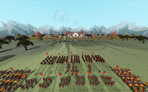 Roman Empire: Macedonian & Greek Wars screenshots 8