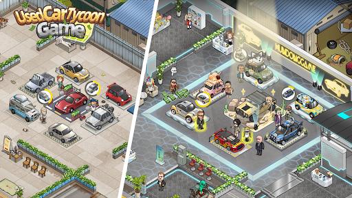 Used Car Tycoon Game Apkfinish screenshots 17