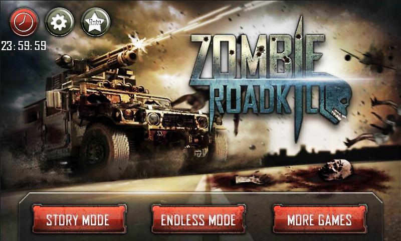 Zombie Roadkill 3D  poster 0