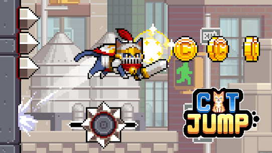 Cat Jump Mod Apk 1.1.64 (A Lot of Currency) 8