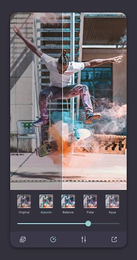Download APK: Teo – Teal and Orange Filters v1.7.3 (Premium)