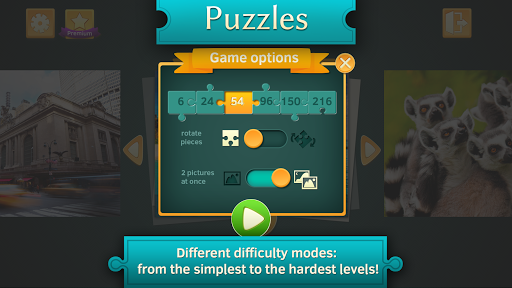 Landscape Jigsaw Puzzles Free Apkfinish screenshots 2
