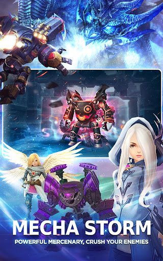 Dragon Nest M  screenshots 2
