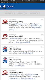 AFL Live Scores  For Pc (Windows 7, 8, 10 And Mac) 5