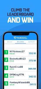 FanDuel Fantasy Sports Apk Download 5