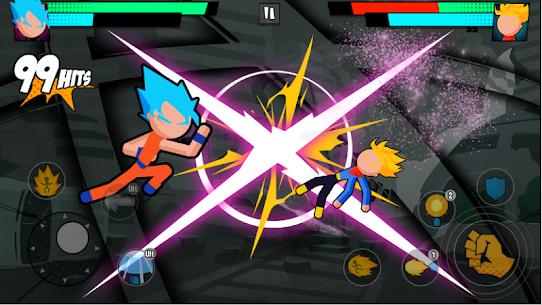 Super Dragon Stickman Battle Mod Apk (Unlimited Money) 5
