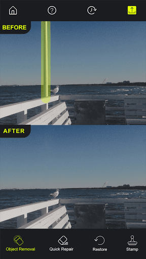 Photo Retouch - AI Remove Objects, Touch & Retouch 2.0 Screenshots 3