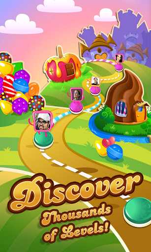 Candy Crush Saga goodtube screenshots 4