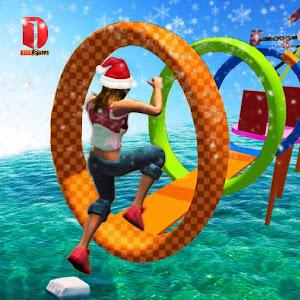 New Water Stuntman Run 2021: Water Park Free Games