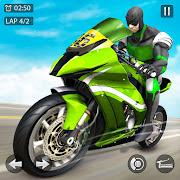 Superhero Bike Racing GT Stunt
