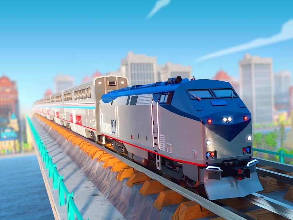 Train Station 2: Railroad Tycoon & Train Simulator poster 8