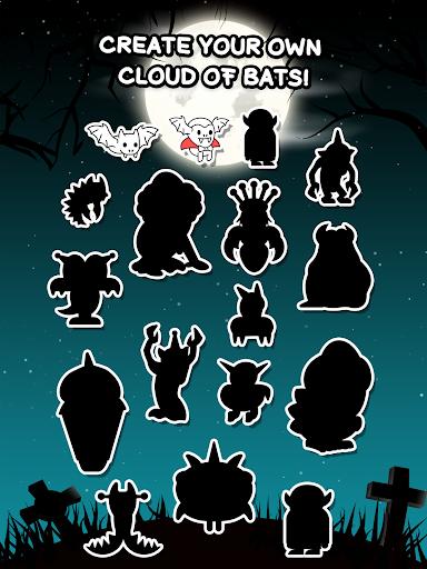 Vampire Evolution - Make Spooky Mutant Monsters screenshots 8