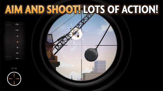 Clear Vision 4 – Brutal Sniper Game 1.4.8 Apk + Mod 4