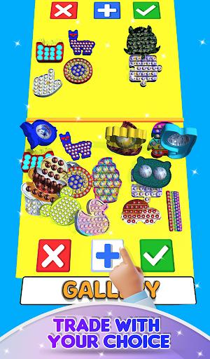 Fidget Trading! Pop it fidget toy 3d ASMR apkpoly screenshots 11