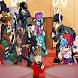 FNF music 3D Battle - Characters Sing vs tabi mod