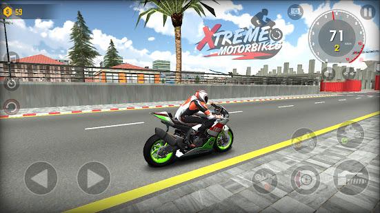 Xtreme Motorbikes screenshots apk mod 2