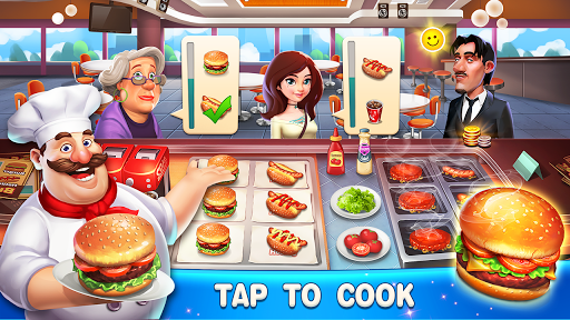 Happy Cooking: Chef Fever  screenshots 1
