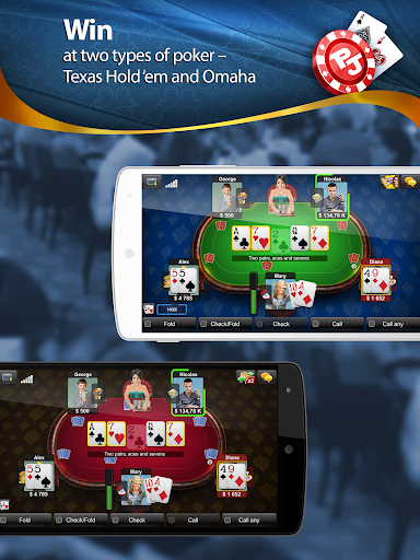 Poker Jet: Texas Holdem and Omaha  Screenshots 8