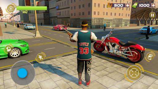 Underworld Don Gang Car Thief Simulator  screenshots 1