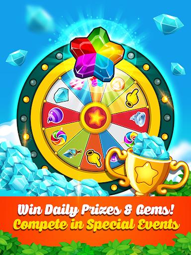 Addictive Gem Match 3 - Free Games With Bonuses  screenshots 10