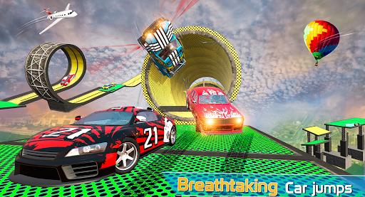 Mega Ramps 3D - Stunt Car Racing | Stunt Driving screenshots 12