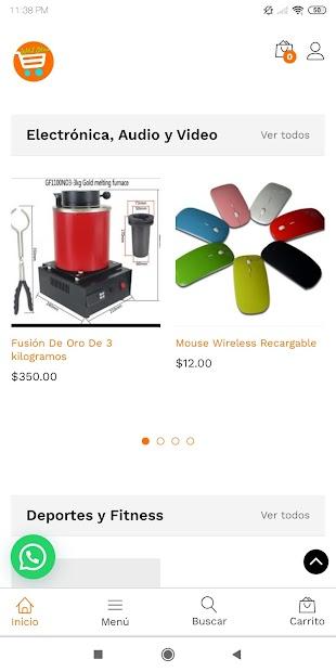 W&J Store Tienda Online screenshot 4